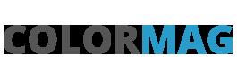 colormag logo - ColorMag Logo