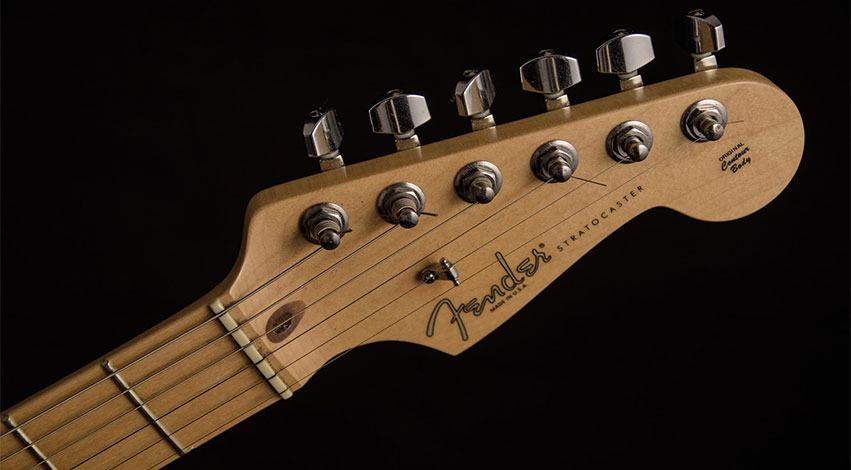 fender - The 4 leading musical instrument manufacturers