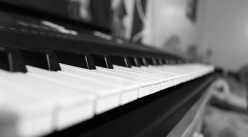 keyboard - Musical instruments you should consider learning to play